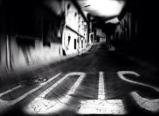 photography radialblureffect hdr streetphotography black & white