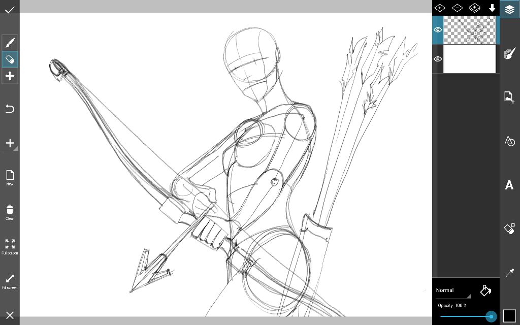 Drawing Tutorial: Learn How to Draw an Amazon Warrior ...