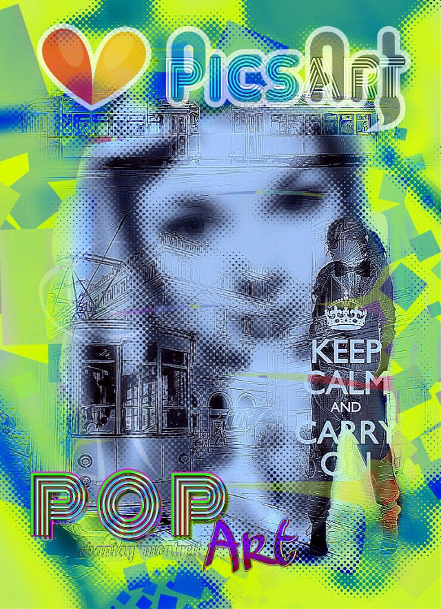 Graphic - PopArt - Cover   my design 'streetfashion' thru #picsart tools