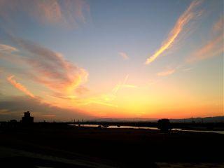 byebyesummer sunset colorful nature