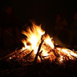 freetoedit photoediting fire bonfire