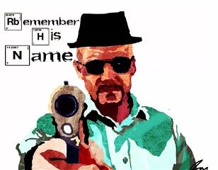 remembermyname breakingbad art