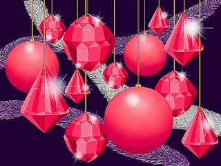drawing rejected? christmas colorful ornament