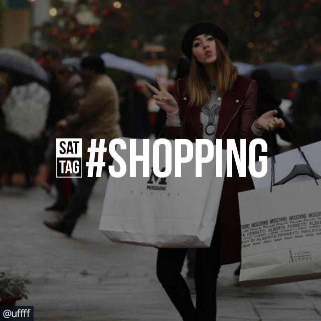#shopping hashtag