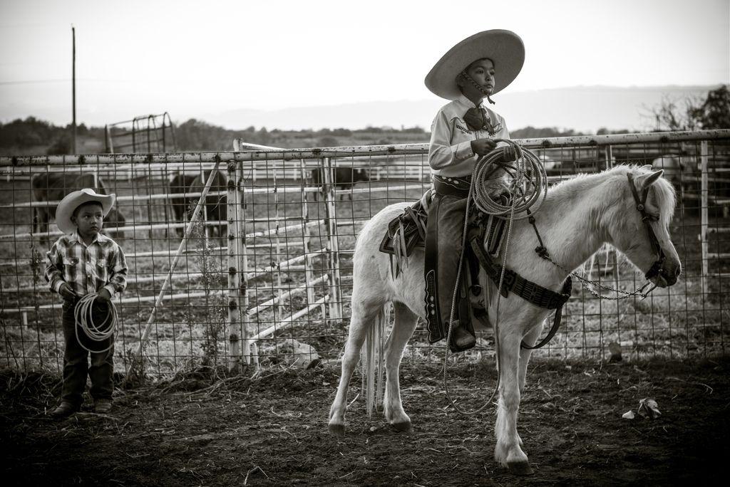 Mexican Charreada Rodeo