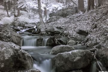 infrared longexposure photography