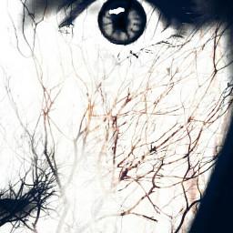 fear artisticselfie emotions shapemask freetoedit